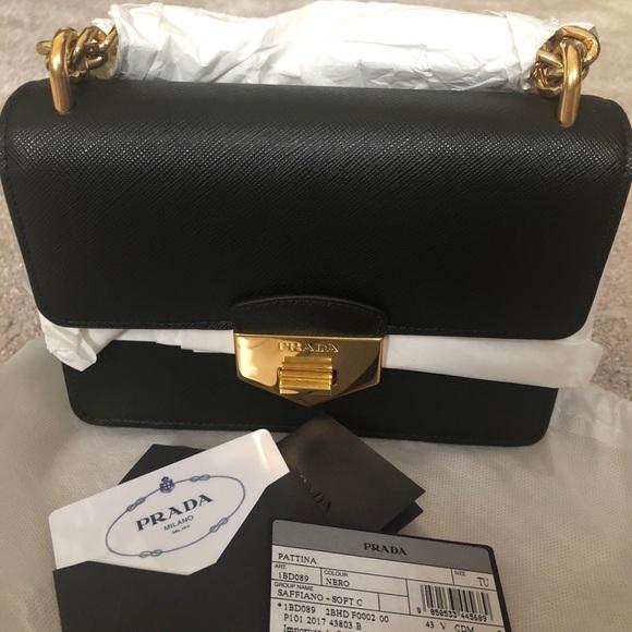 43abed41fac385 Bags | Prada Purse | Poshmark